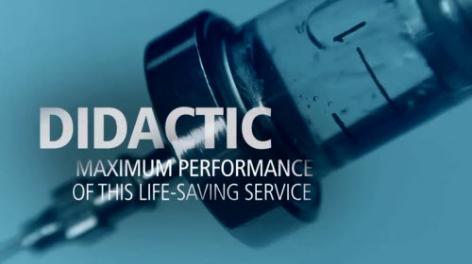Didactic: akumulační systém skladování