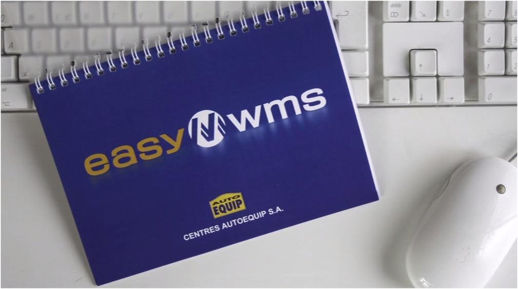 Easy WMS Software Případová studie: AUTOEQUIP