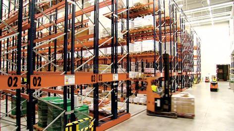 Havi Logistics rozšiřuje svůj logistický potenciál díky Mecaluxu