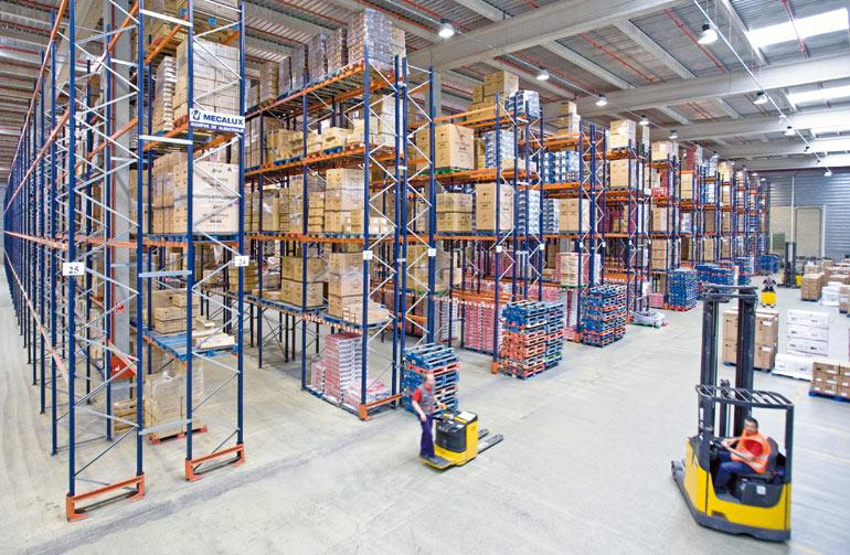 Jak navrhnout sklad se zohledněním skladovaného zboží