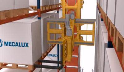 Automatizace tradičních regálů bez nutnosti přestavby skladu