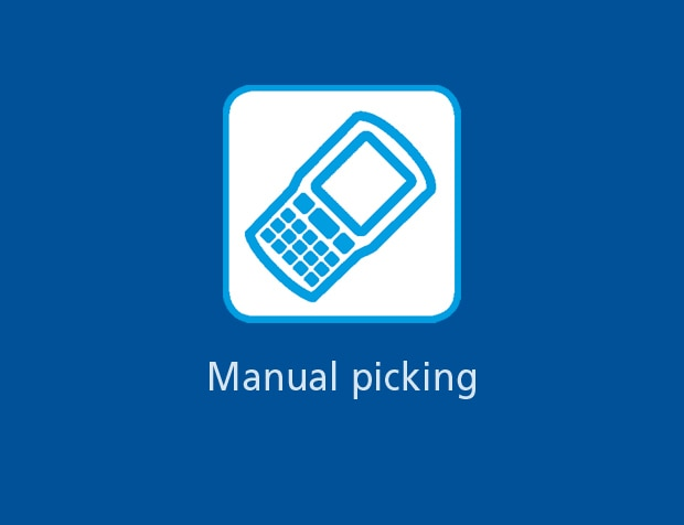 Manual picking